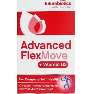 Futurebiotics, Advanced Flex Move + Vitamin D3 (120 Tablets)