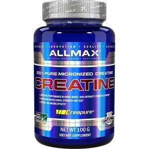 ALLMAX, Creatine Monohydrate, 100 g