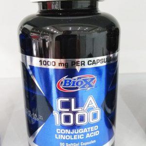 Biox, CLA 1000 mg, 90 Softgels