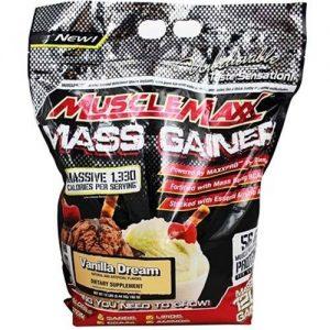 MuscleMaxx, Mass Gainer, 12 Lbs (5.5 kg)
