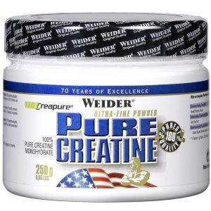 Weider, Pure Creatine, 250 g
