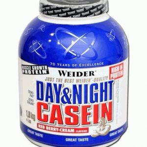 Weider, Day & Night Casein, 1.8 kg