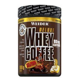 Weider, Deluxe Whey Coffee, 908 g (30 Srv)