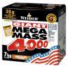 Weider, Giant Mega Mass 4000, 7 kg