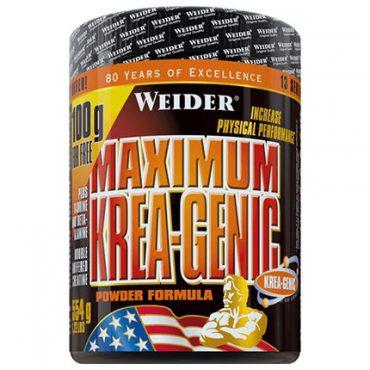 Weider, Maximum Krea-Genic, Powder Formula, 554 g
