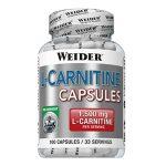 Weider, L-Carnitine, 100 Capsules