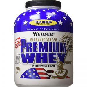 Weider, Premium Whey, 2.3 kg