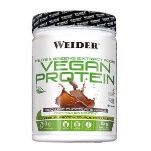 Weider, Vegan Protein, 750g