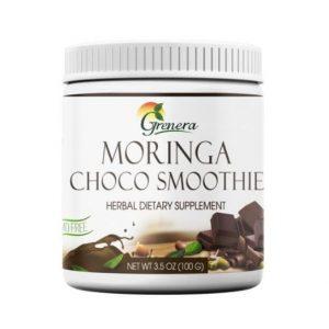 Grenera, Moringa Choco Smoothie Powder, 100 g