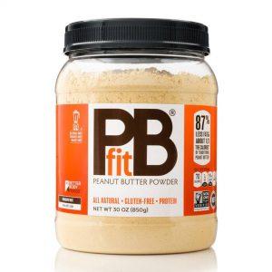 Better Body Foods, PBfit, Peanut Butter Powder, Regular