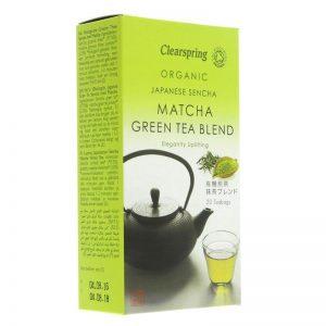 Clearspring, Matcha Green Tea, 20 bags
