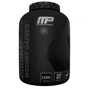 MP, Combat Black Weight Gainer, 5lb (2.3 Kg)