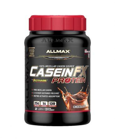 ALLMAX, CaseinFX, 100% Casein Micellar Protein, 2 lb (1 Kg)