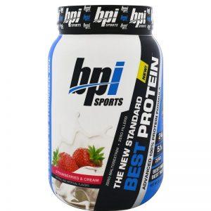 BPI Sports, Best Protein Advanced 100% Whey Protein Formula, 2Lb (1 Kg)