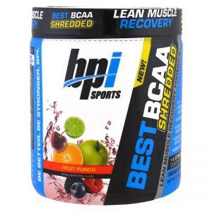 BPI Sports, Best BCAA Shredded, 25 srv