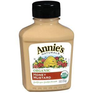 Annie's Naturals, Organic Honey Mustard, 255 g