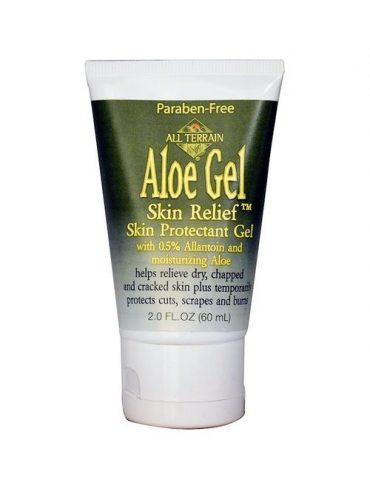 All Terrain, Aloe Gel, Skin Relief Skin Protectant Gel, 60 ml