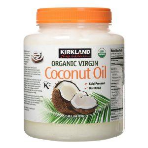 Kirkland, Signature Organic Virgin Coconut Oil, 2.48L