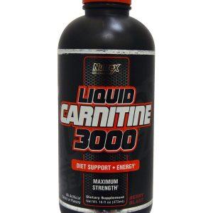 Nutrex Research Labs, Liquid Carnitine 3000, Maximum Strength, 473 ml (15 Srv)