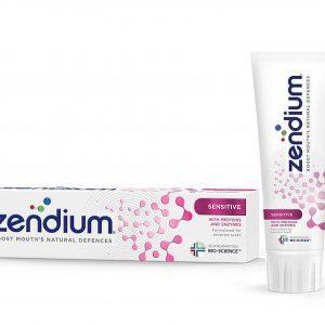 Zendium, Sensitive Toothpaste, 75 ml