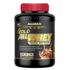 ALLMAX, AllWhey Gold, 5lbs (2.27 Kg)