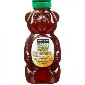 Kirkland, Organic Raw Honey, 680g