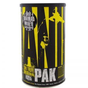 Universal, Animal Pak, 44 Packs