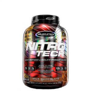 Muscletech, Nitro Tech, 5lb