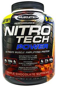 Muscletech, Nitro Tech, Power