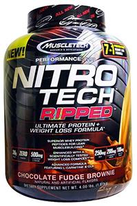 Muscletech, Nitro Tech, Ripped