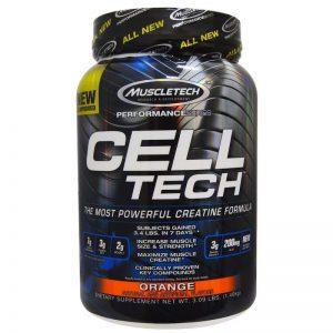 Muscletech, Cell Tech, 3lbs (1.4 kg)