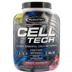 Muscletech, Cell Tech, 6lbs (2.7 kg)