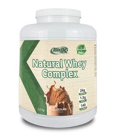 BioX, Natural Whey Complex, 5lb
