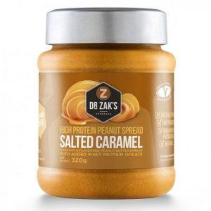 Dr Zak's, High Protein Peanut Butter Spread, 320g