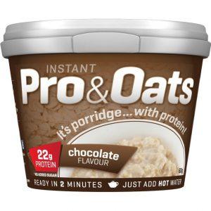 Efectiv, Instant Pro & Oats Porridge