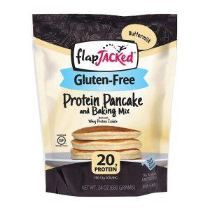 FlapJacked, Protein Pancake Mix (680 g)