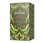 Pukka, Ginseng Matcha Green Tea, 20 Teabags