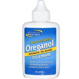 North American Herb & Spice Co., Oreganol, P73 Cream