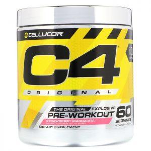 Cellucor, C4 Original, Pre-Workout (60 Srv)