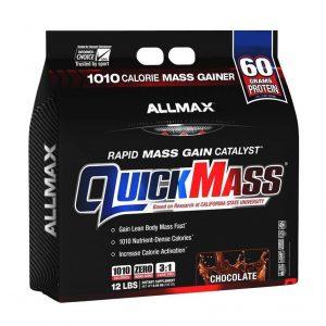 ALLMAX, QuickMass, 12lb