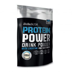 BioTech USA, Protein Power, 1Kg (33 Srv)