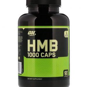 Optimum Nutrition, HMB 1000MG Caps