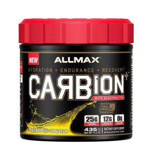 ALLMAX, CARBion+, 435g (15 Srv)