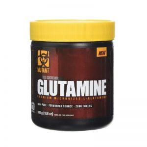 Mutant, Glutamine, 300g (60 Srv)