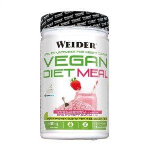 Weider, Vegan Diet Meal, 540g