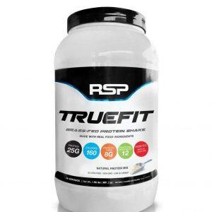 RSP Nutrition, TrueFit Grass-Fed Protein, 2Lb (20 Srv)