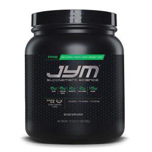 JYM, Pre JYM, Pre-Workout Powder, 30 Srv