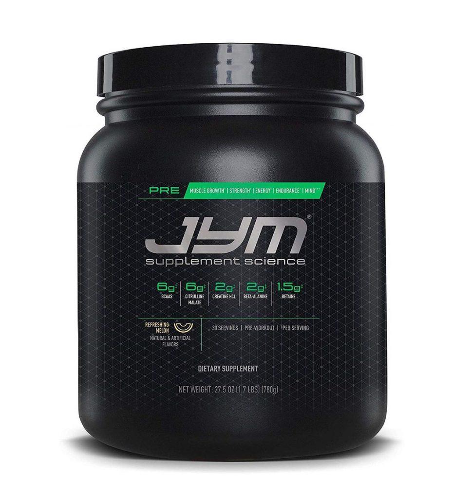 JYM, Pre JYM, Pre-Workout Powder, 30 Srv   Zone Nutrition