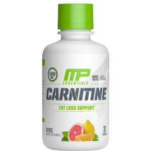 MusclePharm, Carnitine, Liquid Fat Loss Support, 473 ml (31 Srv)