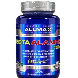 ALLMAX, Beta Alanine, 100g